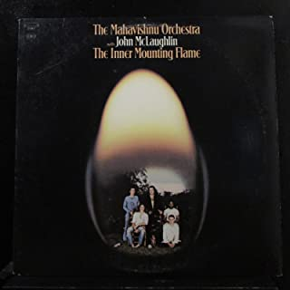 Mahavishnu Orchestra - The Inner Mounting Flame - Columbia - PC 31067