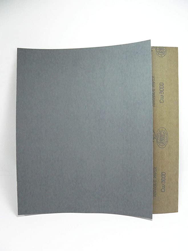 20 x Schleifpapier Wasserfest Nass /& Trocken Papier 230x280mm P1200 Nass Papier
