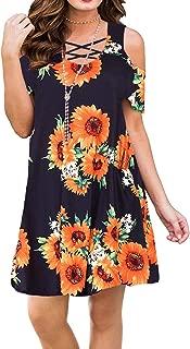 sexy plus size sun dresses