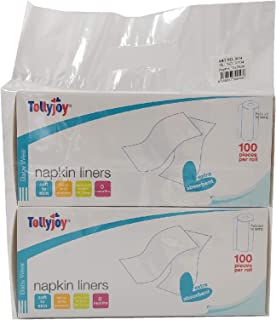 Tollyjoy Baby Liner, 100 Count