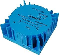 YHDC PTC10 Output Power 10VA Input 2*115V Output 2*15V Epoxy Encapsulated Toroidal Transformer PCB Welding