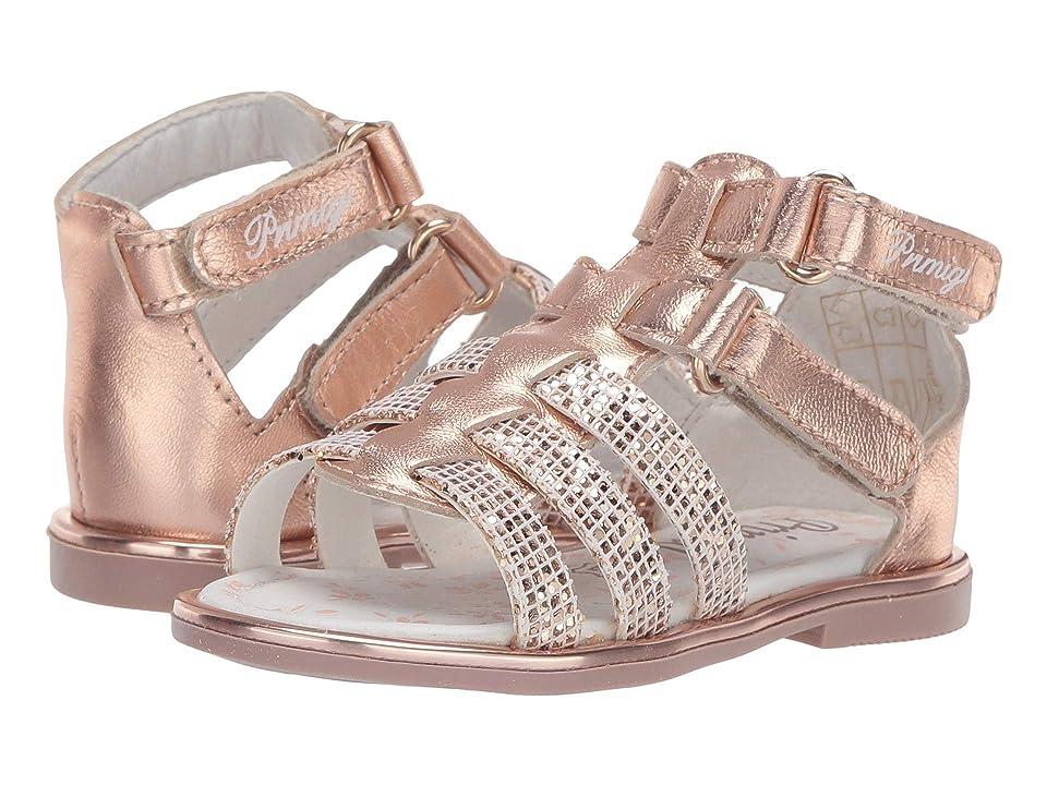 Primigi Kids PHD 34166 (Toddler) (Pink) Girls Shoes