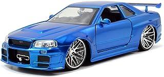1:24 Fast & Furious - '02 Nissan Skyline GT-R R34