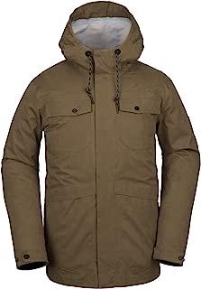 Volcom Men's V.co 3l Rain Snow Jacket