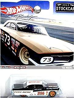 Hot Wheels 2012 Stockcar Stock Car 1956 Merc Mercury ESDC Racing #256
