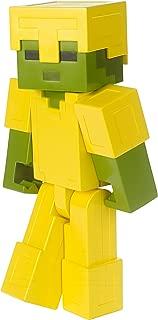 Minecraft Armored Zombie Large Figure