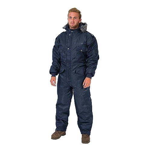 HAGOR Navy Blue IDF Snowsuit Winter Clothing Snow Ski Suit Coverall  Insulated Suit a1d5e8a0c