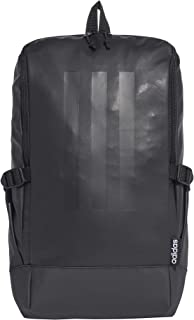 adidas Womens Tailored-4-Her Response Small Backpack, Black/Black/White