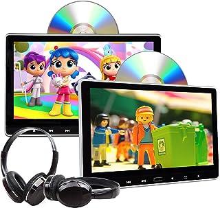 Eonon 2020 11.6 Inch 1080P Headrest DVD Player Car DVD Player HD Digital Multimedia Monitor Super-Thin Car Headrest DVD Pl...