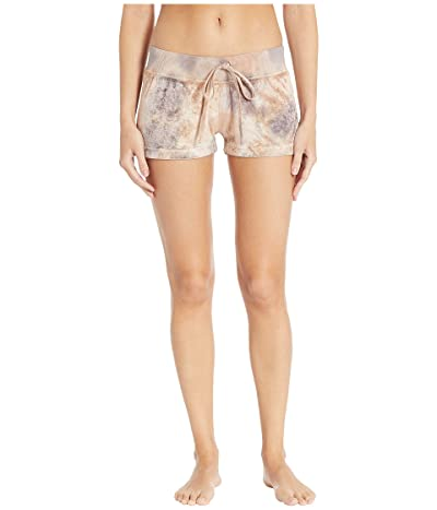 Hard Tail Shimmer Shorts (Botanical Wash #2) Women