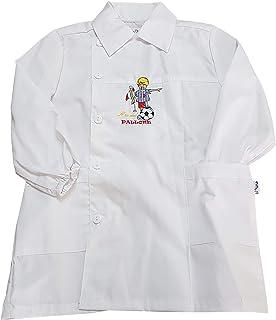 PRIMO DELLA CLASSE grembiule bianco scuola materna per bambino vari modelli