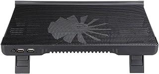 Tacens 4SUPRA, base refrigeración para portátil, ventilador 16 cm, 17,4 pulgadas