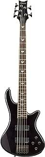 Schecter Stiletto Extreme-5 Bass Guitar (5 String, See-Thru Black)