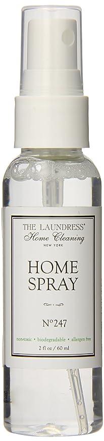 学ぶ保険をかける感心するTHE LAUNDRESS(ザ?ランドレス)  ホームスプレー60ml No.247の香り