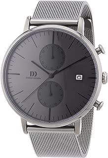 Danish Design Men's Quartz Watch 3314442 with Metal Strap