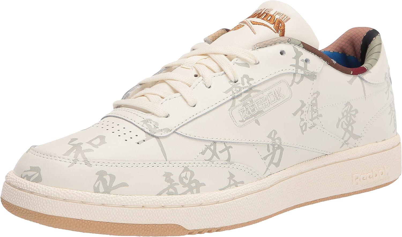 完売 Reebok Unisex-Adult Club Sneaker C 贈答品 85