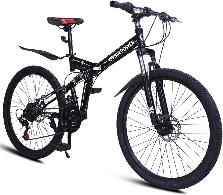 """Follure Folding Mountain Cyclocross Bike"