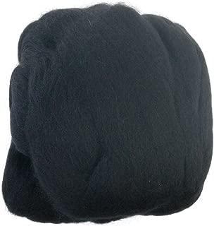 ハマナカ フェルト羊毛 ソリッド 50g col.9 H440-000-9 白・黒・茶色系
