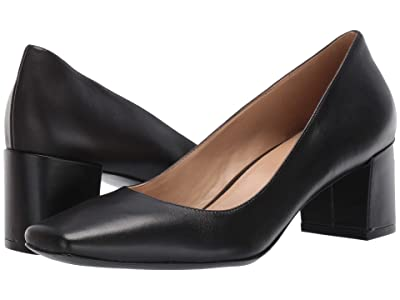 Naturalizer Karina (Black Leather) Women