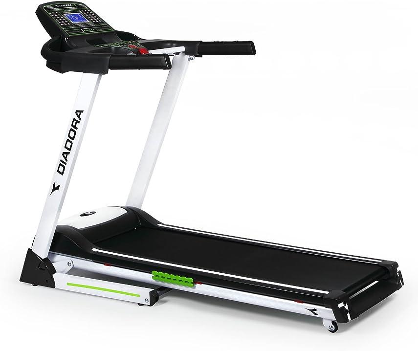 diadora fitness tapis roulant diadora exess 5.6 45 x 130 cm dt-exe5.6