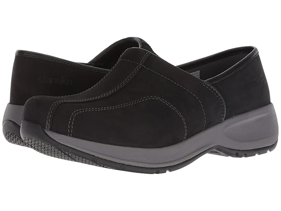 Dansko Shaina (Black Milled Nubuck) Women