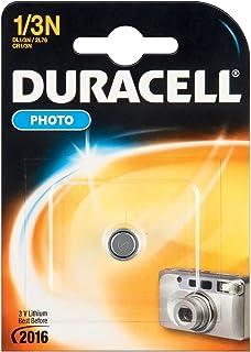 6 Stück DURACELL lithium Batterie, 1/3 N/(CR1 2L76/3N) 3V 1 Blisterpackung
