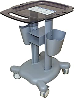 Cart Trolley for Portable Ultrasound Machines & Probe Holders Keebomed KM-6