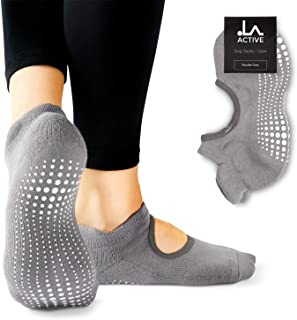 Calcetines Antideslizantes - para Yoga Pilates Ballet Barre Mujer Hombre - Ballet