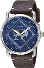 Fossil Men's The Commuter 3H Date - FS5528