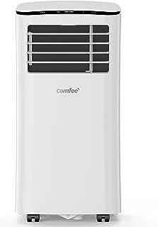 Comfee MPPH-08CRN7 Mobiles Klimagerät 1100 W, 230 V, weiss 34,5 x 35,5 x 70,3cm BTH