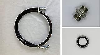 ORWAK圧縮減容機 【3820/3420共通 油圧ホースセットM (206cm)】