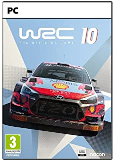 Nacon WRC 10