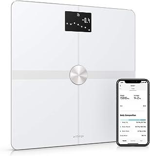 Withings Body+ Báscula inteligente con conexión Wi-Fi, med