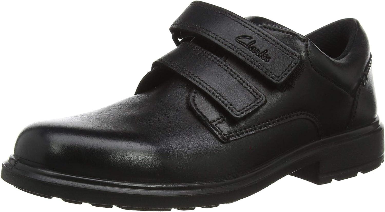 Clarks Jungen Remi Pace K Uniform-Schuh
