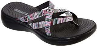 cbe24bf3df515 Amazon.com: Skechers - Slides / Sandals: Clothing, Shoes & Jewelry