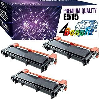 4Benefit Compatible TonerCartridgeReplacementfor Dell E310 E515 Used for Dell E310dw E515dw E514dw E515dn E310 E514 E51...