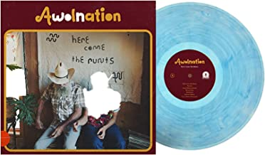 Here Come The Runts - Exclusive Limited Edition Blue Marble Colored Vinyl LP