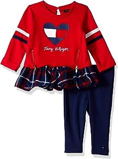 Girls' 2 Pieces Tunic Pants Set