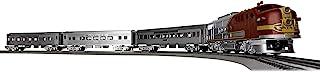 Lionel Santa Fe Super Chief LionChief Set with Bluetooth Capability, Electric O Gauge Model Train Set with Remote