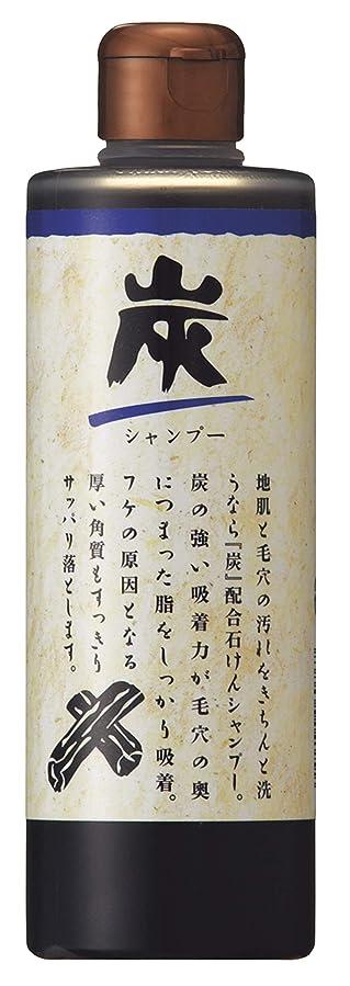 レプリカモジュール懺悔炭 シャンプー 280mL