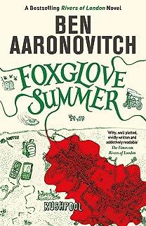 Foxglove Summer: The Fifth Rivers of London novel