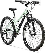 "AFX Bicicleta MTB 26"", Aquitania, Color verde claro"