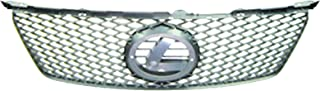 Premium FX Chrome ABS Mesh Replacement Grille for 2006-2008 Lexus IS350