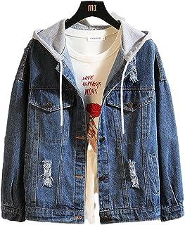 Umaru-chan Hoodies Jean Jacket Coat Women Hooded Girls Outerwear Anime Himouto