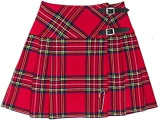 Best womens kilt style skirts Reviews