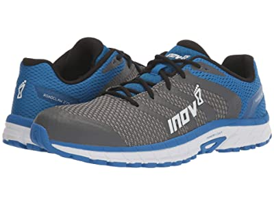 inov-8 Roadclaw 275 Knit (Grey/Blue) Men