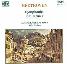 Symphonies Nos. 4 7
