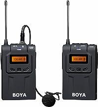 Boya BY-WM6 UHF kablosuz mikrofon sistemi