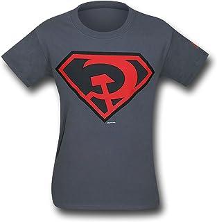 DC Comics Superman Red Son Symbol Camiseta