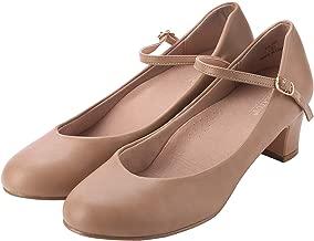 Character Shoe Women's, 2 Inch Heel, Flamenco Shoes,Folklorico Shoe,Ballroom Dance Shoes for Girls